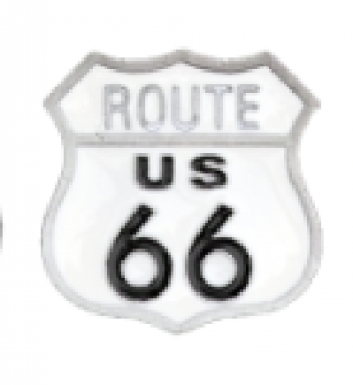 Anstecker Route 66