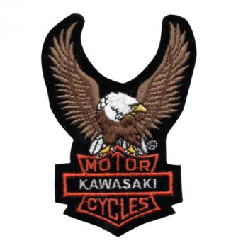 Aufnäher (Patch) Kawasaki