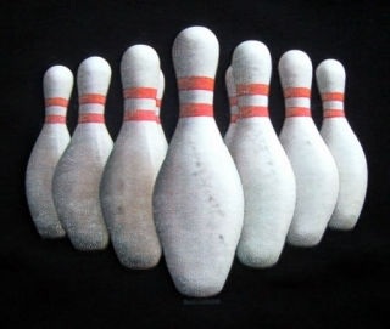 T-Shirt Bowling 3-D