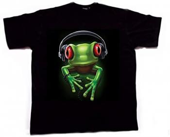 T-Shirt DJ Frosch