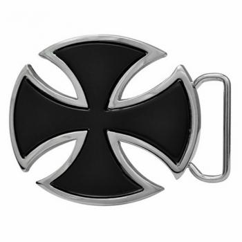 Gürtelschnalle Chopperkreuz