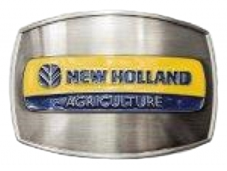 Gürtelschnalle New Holland Logo