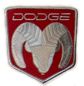 Aufnäher (Patch) Dodge