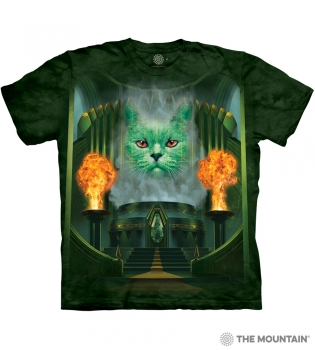 T-Shirt Mistic Cat