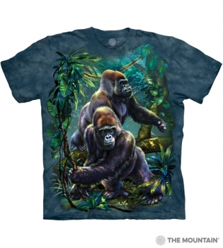 T-Shirt Gorillas