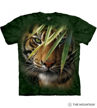 T-Shirt Tigerkopf