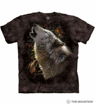 T-Shirt Wolf von The Mountain®