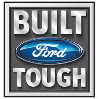 T-Shirt Ford Built Tough