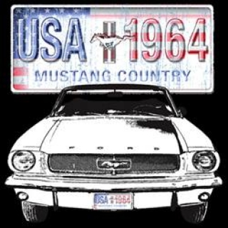 T-Shirt Ford Mustang