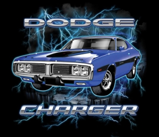 T-Shirt Dodge Charger