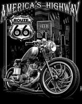 T-Shirt Route 66 America´s Highway