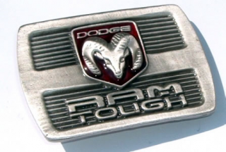 Gürtelschnalle Dodge Ram Tought